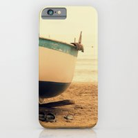 iPhone & iPod Case featuring boat by Silvia Giacoletto