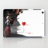 Burning Love iPad Case
