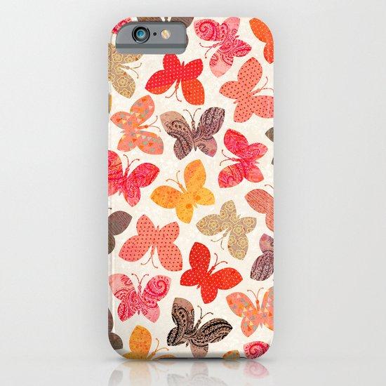 BUTTERFLY SEASON iPhone & iPod Case