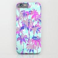 Maui Palm {Pink} iPhone 6 Slim Case