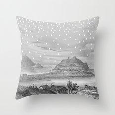 Euria Donostian Throw Pillow