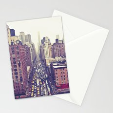 flying over first... (colour) Stationery Cards