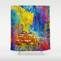 Vincent Shower Curtain