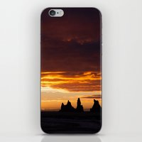 Ablaze iPhone & iPod Skin