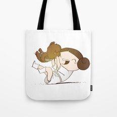 Sweet Star Wars Tote Bag