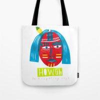 H O W G H  Tote Bag