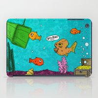 Admiral Ackbar It's a Trap art by RonkyTonk iPad Case