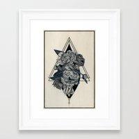 Occult II Framed Art Print