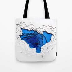 Water Portal I Tote Bag