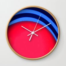 Untiled  Wall Clock