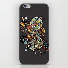 FIX TRIP ~ BLACK iPhone & iPod Skin