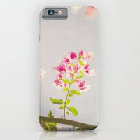 iPhone & iPod Case featuring Dreamy Bougainvilleas by Hello Twiggs