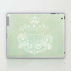 The Evil Eye Emblem  Laptop & iPad Skin