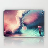 Cross over together Laptop & iPad Skin