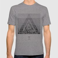 The Cure  Mens Fitted Tee Athletic Grey SMALL