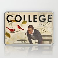 Welcome to... College Laptop & iPad Skin