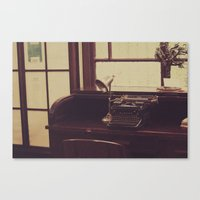 mold and cold Canvas Print