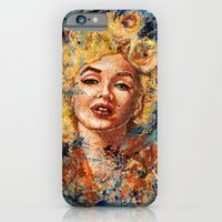 Blonde Bombshell iPhone 6 Slim Case