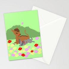 Zombi Stationery Cards