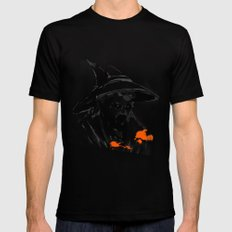 You're wizard Stanley SMALL Black Mens Fitted Tee