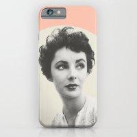 My Elizabeth Taylor iPhone 6 Slim Case
