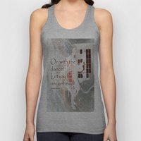On With the Dance Unisex Tank Top