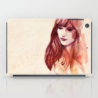 A Piece Of Happiness iPad Case