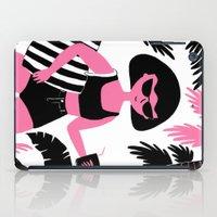 Sassy Gal Loves Summer iPad Case