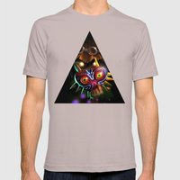 Majoras Mask Mens Fitted Tee Cinder SMALL
