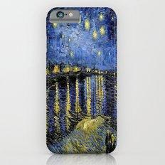 Vincent Van Gogh Starry Night iPhone 6s Slim Case