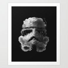 The Storm Art Print