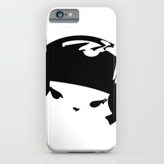 Kokeshi Head Logo Design iPhone 6 Slim Case