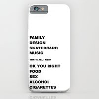 Ok You Right iPhone 6 Slim Case