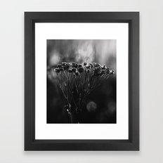 cold still life Framed Art Print