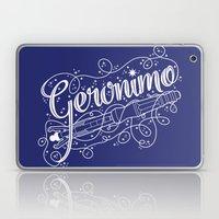 Geronimo! Laptop & iPad Skin