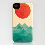 The Ocean, The Sea, The … iPhone (4, 4s) Slim Case