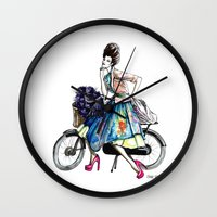 Moda Italia Wall Clock