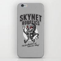 The Friendly Future iPhone & iPod Skin