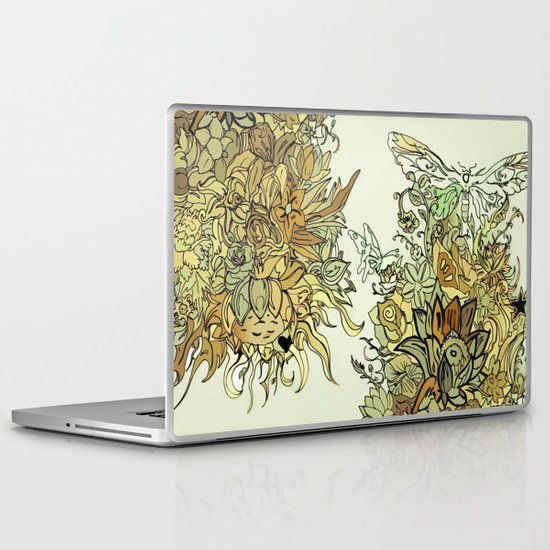 I want her all for myself.. Laptop & iPad Skin