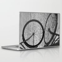 bicycle Laptop & iPad Skins featuring bicycle by habish