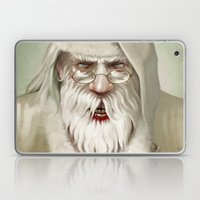 Santa's Secret Laptop & iPad Skin