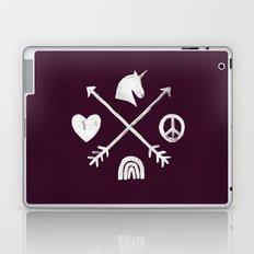 Sugar and Spice Compass Laptop & iPad Skin