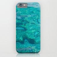 Mediterranean Water iPhone 6 Slim Case