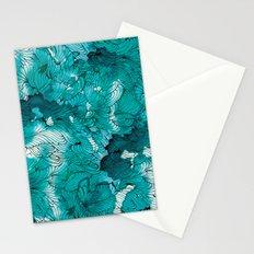 Blue depths Stationery Cards