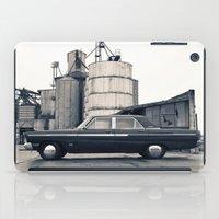 Industrial Fairlane iPad Case