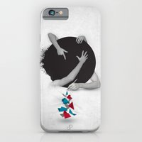 iPhone & iPod Case featuring Something in Progress by Dirk Petzold