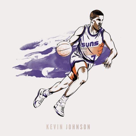 Kevin Johnson Art Print