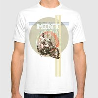 MINT 400 Mens Fitted Tee White SMALL