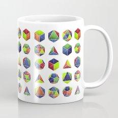 Sacred Shapes & Colors Mug