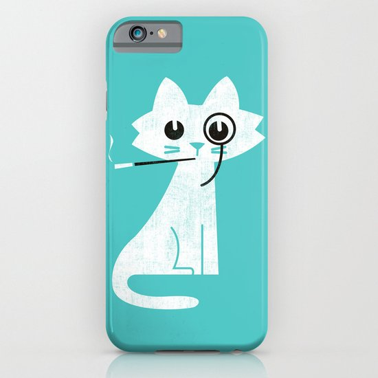 Mark - Aristo-Cat iPhone & iPod Case